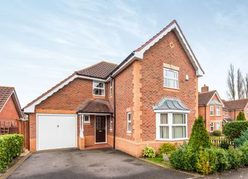 Thumbnail 4 bed detached house for sale in St Quintin Park, Bathpool, Taunton