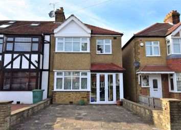 Thumbnail 3 bed end terrace house for sale in Chatsworth Road, Cheam