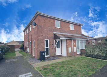 Thumbnail 1 bed property for sale in Linstead Close, Clacton-On-Sea