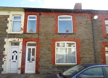 Thumbnail 3 bed terraced house to rent in St. Annes Street, Gilfach, Bargoed
