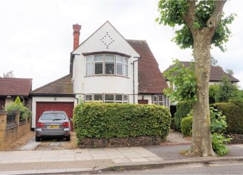 Thumbnail 3 bedroom detached house for sale in Lyndhurst Avenue, London