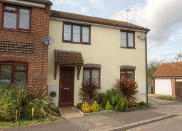 Thumbnail 2 bed end terrace house for sale in South Ash, Steyning