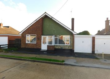 Thumbnail Detached bungalow to rent in Weel Road, Canvey Island