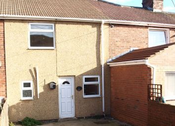 Thumbnail 2 bed terraced house to rent in Raby Avenue, Easington Village, Peterlee