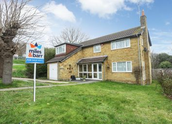 Thumbnail 4 bed detached house for sale in Vale View Road, Dover