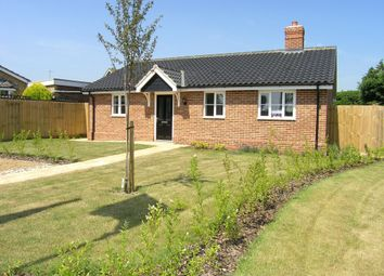 Thumbnail 2 bed detached bungalow for sale in The Heathers, St Michaels Way, Wenhaston