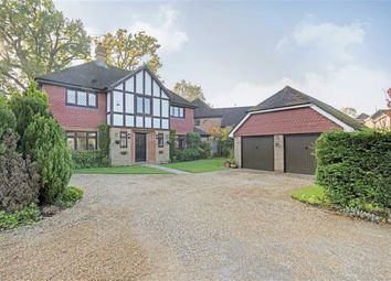 Thumbnail 5 bed detached house for sale in Manor Crescent, Epsom, Surrey