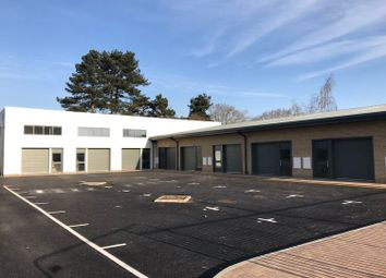 Thumbnail Industrial to let in Unit 1-16 Beamish Hub, 4 Berwick Road, Ransomes Europark, Ipswich