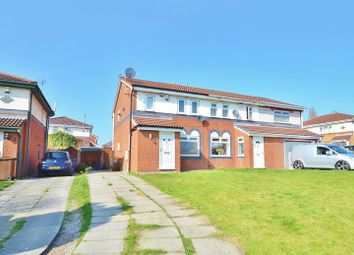 Thumbnail 3 bedroom semi-detached house for sale in Newry Road, Eccles, Manchester