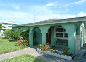 Thumbnail 3 bed property for sale in Freeport Downtown, Grand Bahama, The Bahamas