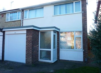 Thumbnail 3 bed property to rent in Paston Ridings, Paston, Peterborough
