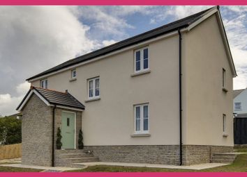 Thumbnail 4 bed detached house for sale in Plot 12, Green Meadows Park, Tenby