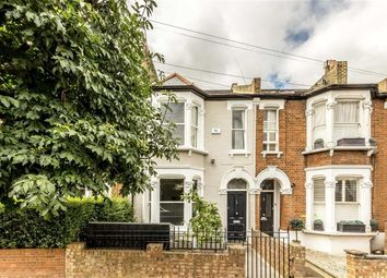 Thumbnail 4 bed terraced house to rent in Bucharest Road, London