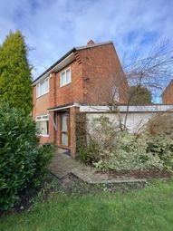 Thumbnail 3 bed semi-detached house for sale in Leafield Road, Solihull, West Midlands