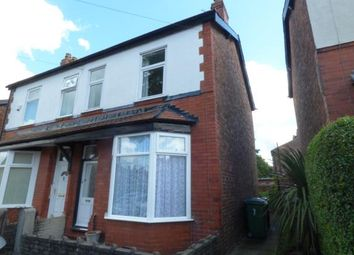 Thumbnail 3 bed semi-detached house for sale in Glen Avenue, Sale, Greater Manchester