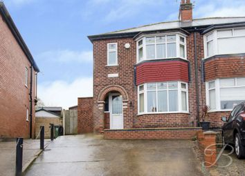 Thumbnail 3 bed semi-detached house for sale in Cranmer Grove, Mansfield