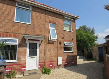 Thumbnail 6 bed terraced house for sale in Bixley Close, Norwich