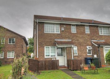 Thumbnail 1 bed terraced house for sale in Alverston Close, Lemington Rise, Newcastle Upon Tyne