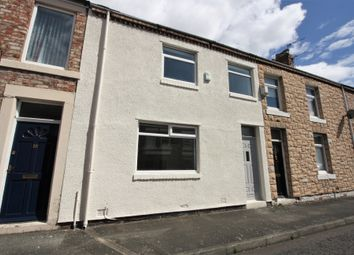 Thumbnail 2 bed terraced house for sale in Johnson Street, Lemington, Newcastle Upon Tyne