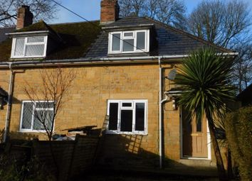 Thumbnail 2 bed end terrace house for sale in Middle Street, Shepton Beauchamp, Ilminster