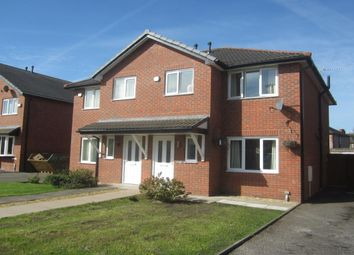 Thumbnail 3 bed semi-detached house for sale in Russet Close, Crewe