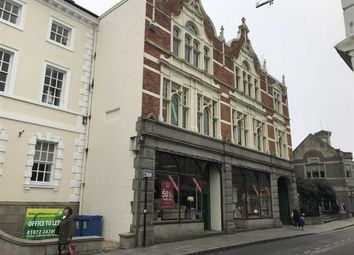 Thumbnail Retail premises for sale in Wearhouse, 10, Princes Street, Truro