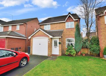 Thumbnail 3 bed detached house for sale in Chatteris Park, Runcorn