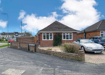 Thumbnail 2 bed detached bungalow for sale in Hatherley Crescent, Fareham