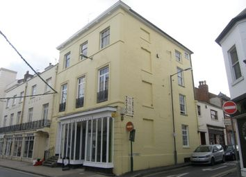 Thumbnail 4 bed flat to rent in Bath Street, Leamington Spa