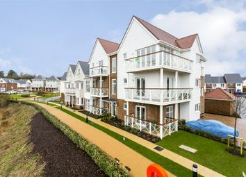 Thumbnail 3 bed flat for sale in Wingate Close, Snodland
