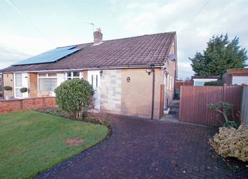 Thumbnail 2 bed semi-detached bungalow for sale in Woodlands Close, Stanwix, Carlisle, Cumbria