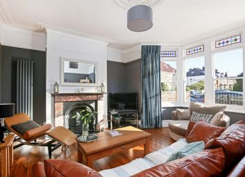 Thumbnail 4 bed semi-detached house for sale in Brynland Avenue, Bishopston, Bristol