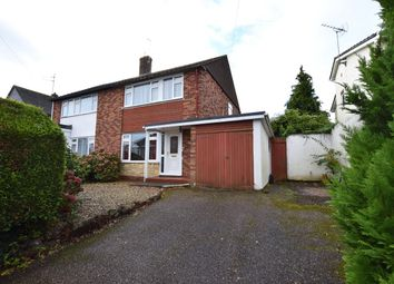 Thumbnail 3 bedroom semi-detached house for sale in Ide Lane, Alphington, Exeter