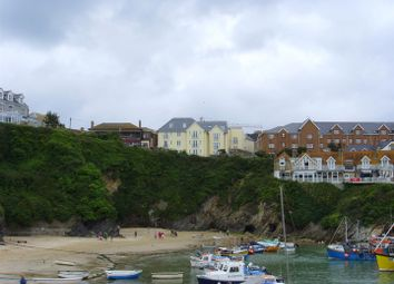 Thumbnail 2 bed flat to rent in North Quay Hill, Newquay