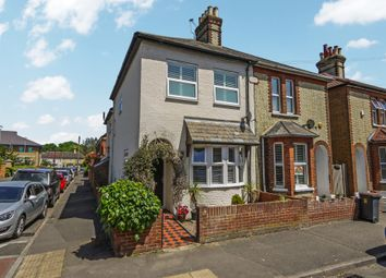 Thumbnail 3 bed duplex for sale in Station Road, Chertsey