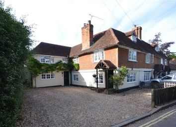 Thumbnail 3 bedroom end terrace house for sale in Plough Road, Yateley, Hampshire