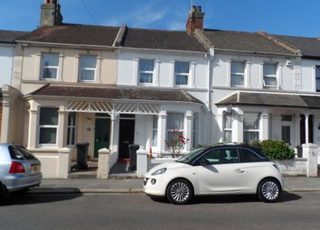 Thumbnail 3 bed terraced house to rent in Windsor Road, Bexhill-On-Sea