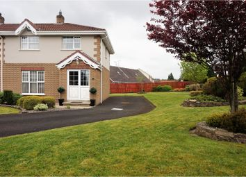 Thumbnail 3 bed semi-detached house for sale in Rossmore, Waterside