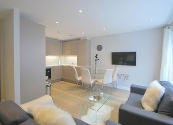 Thumbnail 3 bed flat to rent in Ashburnham Mews, Regency Street, Victoria, London