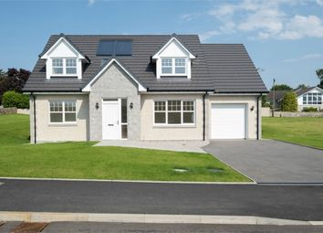 Thumbnail 4 bed detached house for sale in Sandy Bryce Drive, Daviot, Inverurie, Aberdeenshire