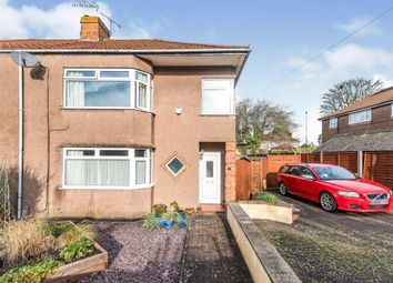 Thumbnail Semi-detached house for sale in Braemar Crescent, Filton, Bristol, City Of Bristol