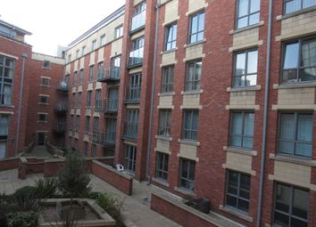 Thumbnail 2 bed flat for sale in Fletcher Gate, Nottingham