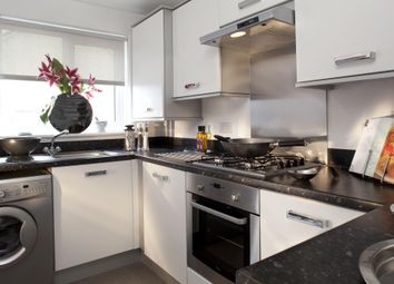"""Thumbnail 3 bed terraced house for sale in """"Hamdon"""" at Great Mead, Yeovil"""