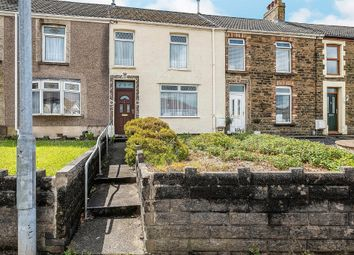 Thumbnail 2 bed terraced house for sale in Crymlyn Road, Skewen, Neath