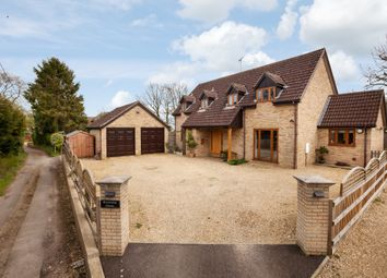 Thumbnail 4 bed detached house for sale in Back Lane, Burrough Green, Newmarket