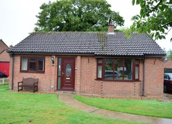 Thumbnail 2 bed bungalow to rent in Burghley Close, Nettleton, Market Rasen