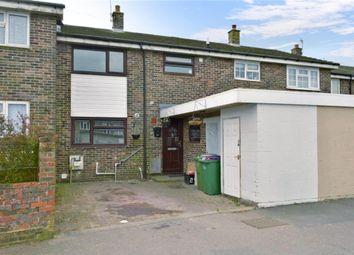 Thumbnail 3 bed terraced house for sale in Millfield, Hawkinge, Folkestone, Kent