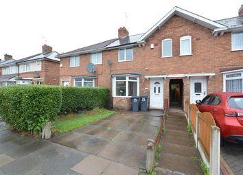 2 bed terraced house for sale in Caversham Road, Kingstanding, Birmingham B44