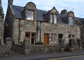Thumbnail 4 bed semi-detached house for sale in 33 West Road, Elgin