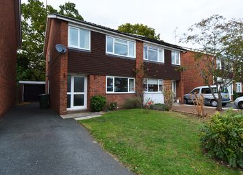 Thumbnail 3 bed semi-detached house to rent in Middleton Close, Redditch